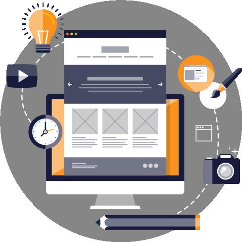 قوانین طراحی سایت و مدیریت سایت
