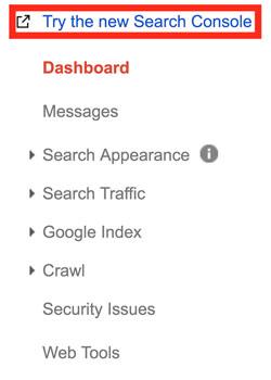 ورود به نسخه جدید گوگل ویمستر 2018