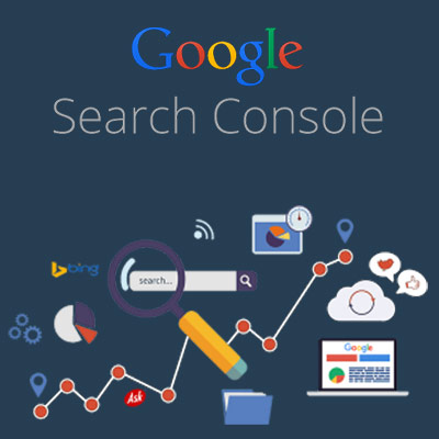 گوگل وبمستر - سرچ کنسول گوگل