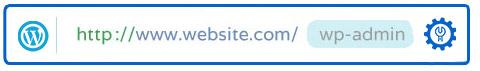 لینک ورود به پنل کاربری وردپرس