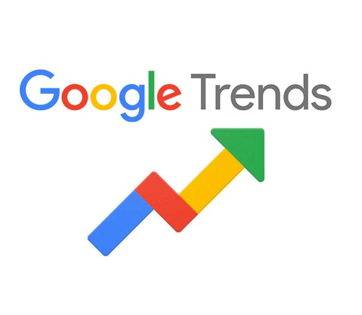 google trends - گوگل ترند