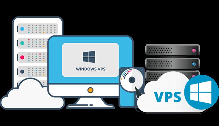 استفاده از سرور مجازی ویندوز بعنوان هاست دانلود