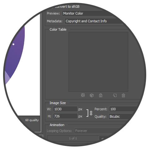 تغییر سایز تصاویر در فتوشاپ - بهینه سازی تصاویر