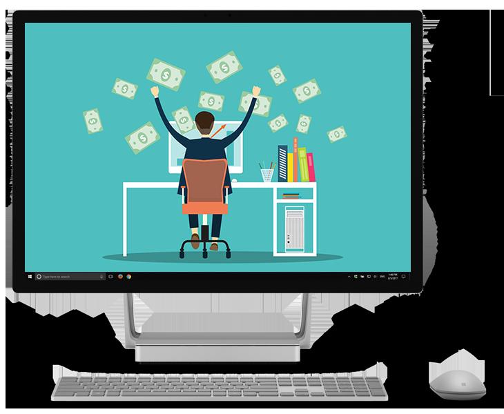 راه اندازی کسب و کار آنلاین - راه اندازی وب سایت