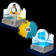 مقایسه هاست ویندوزی و لینوکسی